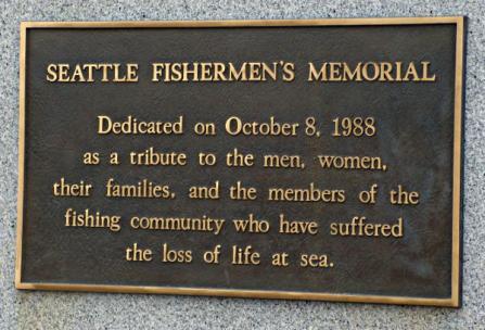 Seattle Fisherman's Memorial