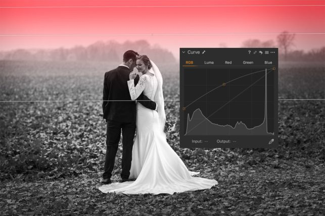 Capture One 12 - Linear Gradient Mask