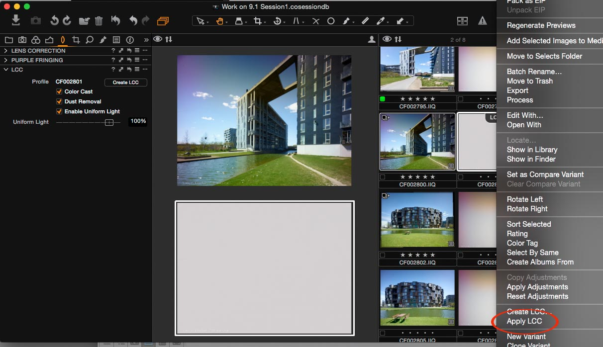 Capture One Blog » Blog Archive How to fix the sky with the Skin