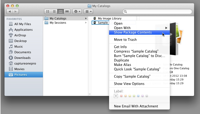 Capture One Blog » Blog Archive Catalogs - Working with