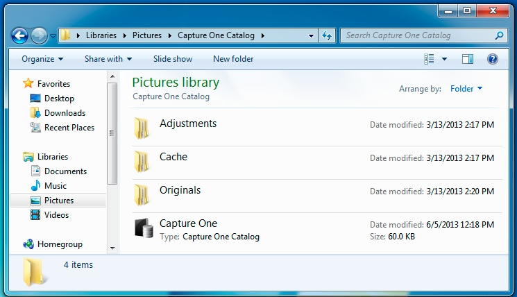 Capture One Blog » Blog Archive Relocating Catalog Images in