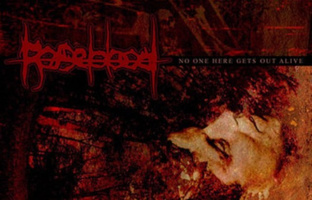 Roseblood's 'No One Here Gets Out Alive' Explodes Like A Violently Thrashing Live Wire