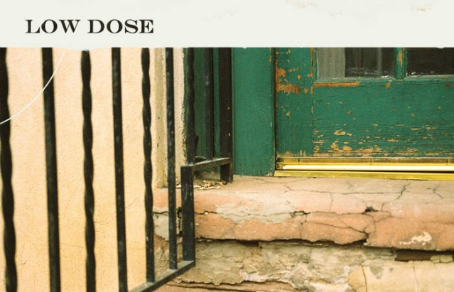 Low Dose's Debut Full Length Hits With Passionate Noise Rock Swagger