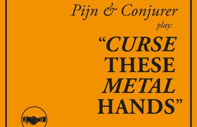 Pijn And Conjurer's Heavy New Collaborative Album Arrives Like A Breath Of Fresh Air