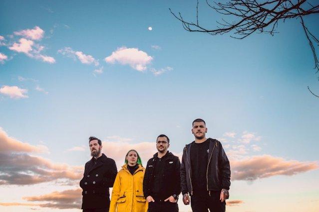 HarborLights Illuminate Their Stirring New Post-Rock Album's Emotional Push