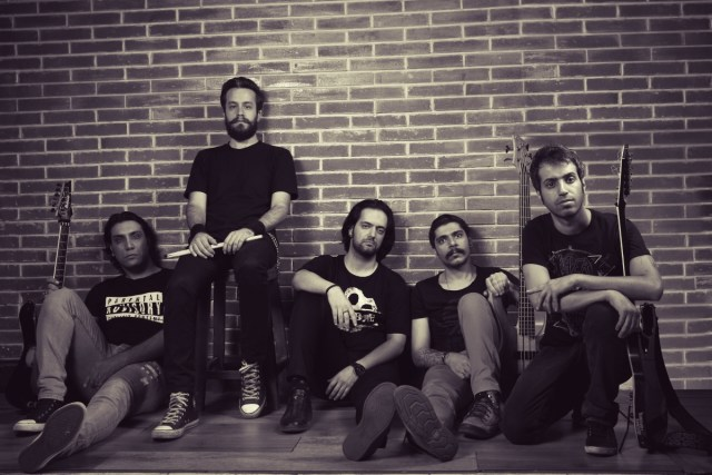 Check Out This Exclusive Fierce Anthemic Metalcore From Iran's Calibre
