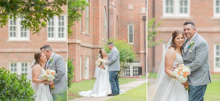 Candace + Jeffrey Reynolds Wedding