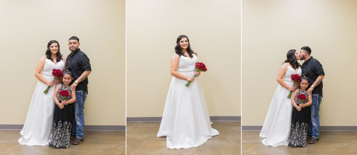 Bianca + Caleb Benitez Wedding