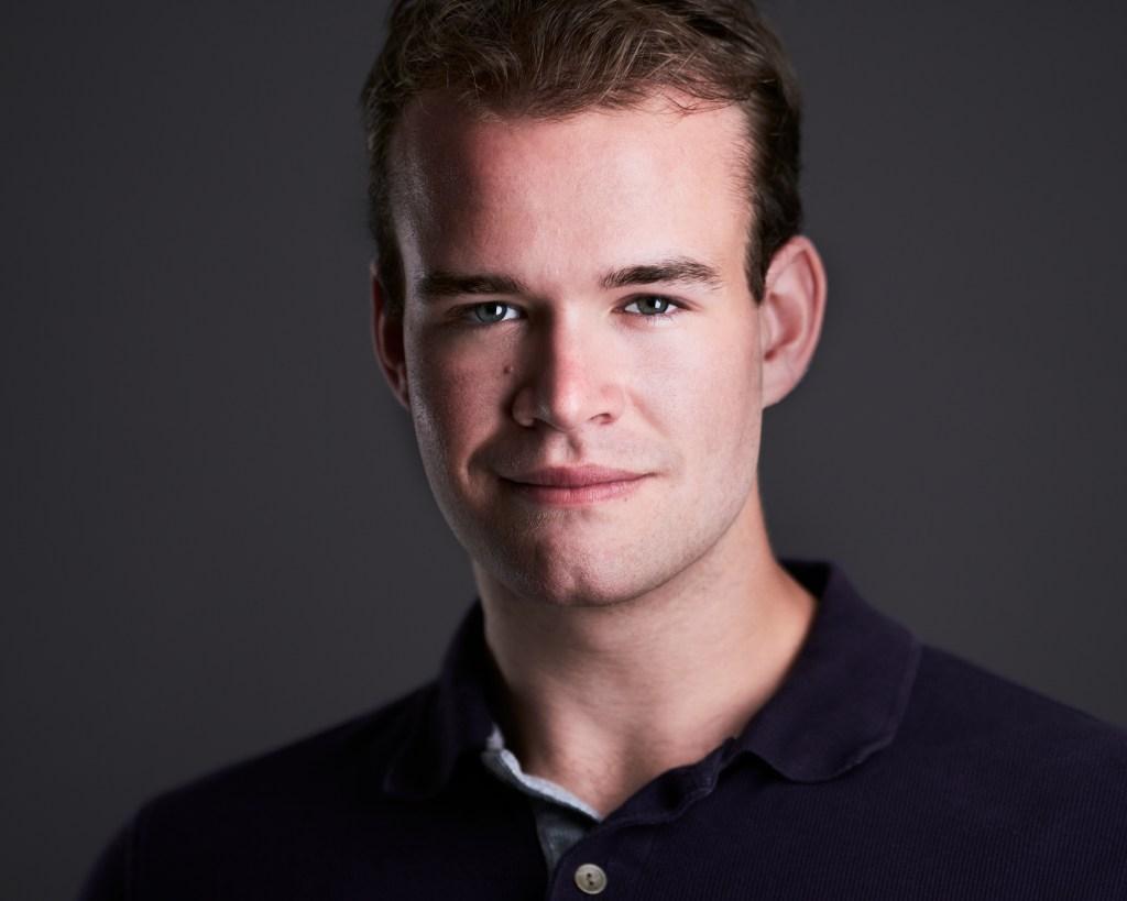 Business Headshot for Jake MacMillan, business student at Dalhousie