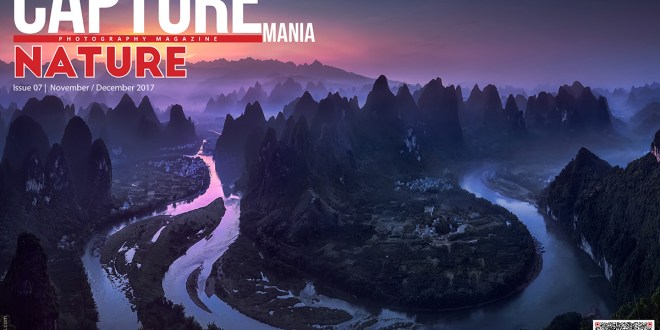 Capture Mania Photography Magazine November December 2017 issue 7
