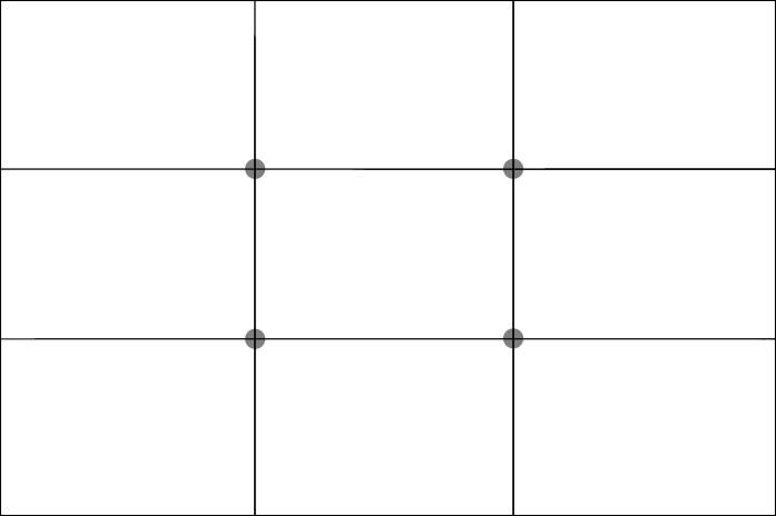 Resultado de imagem para regra dos terços png
