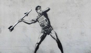 banksy-olympics-javelin-missle