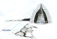 chris_drury_wave_chamber_drawing