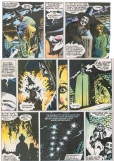 A page from the Graphic Novel