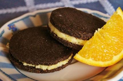 Italian Sandwich Cookies
