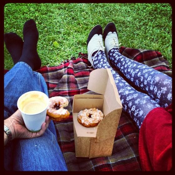 Oregon/California Coast Adventure with Carissa (Dynamo Donuts in Doloris Park)