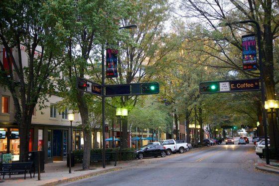Main Street, Grenville SC