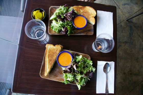 Heywood: Grilled Cheese, LA