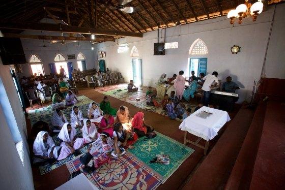 Church service 6