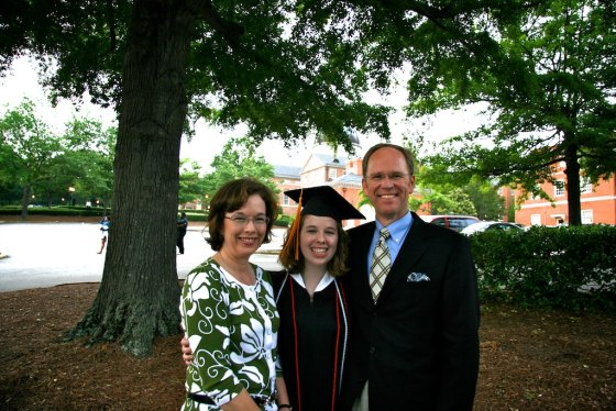 Christina Graduation 12