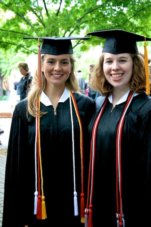 Christina Graduation 6