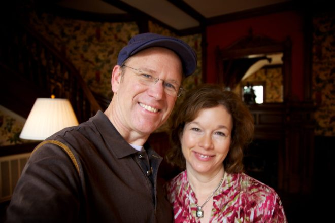 Excited about returning with Carol to New York tomorrow!