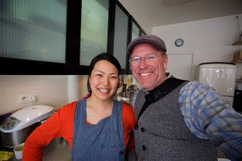 Chef Izumi Nouvel of Cuisine Bio