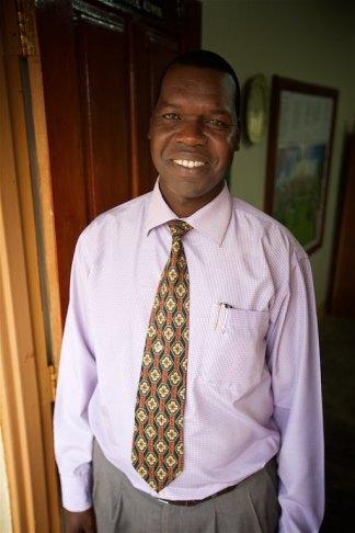 The Master Cares Christian academy principal - David