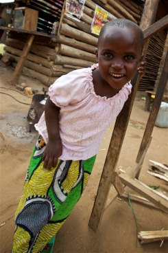 The Uganda countryside 22