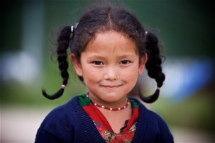 Faces of the Nepalese 17