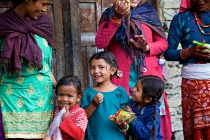 Faces of the Nepalese 20