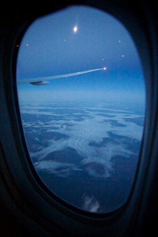 Flight EK222 1