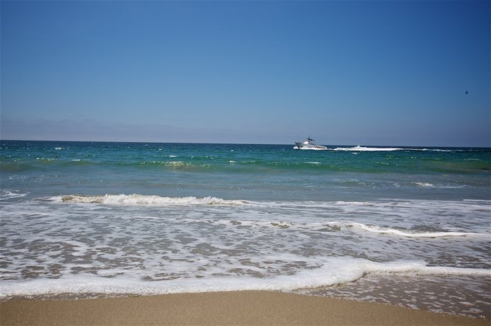 The beach 21