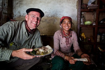 Stories from the Mountains of Nepal