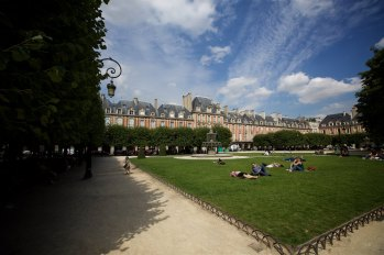Exploring Paris