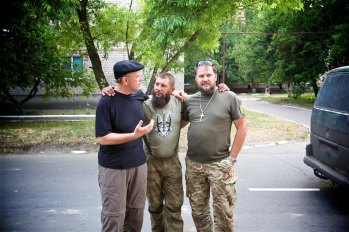 Stories from the front lines, Ukraine