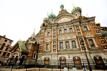 The Church of the Savior on Spilled Blood 11