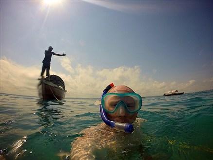 Surprise stop over on the island of Zanzibar