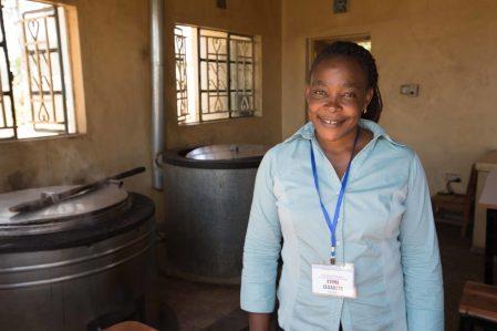 School social worker Ayumi Elizabeth