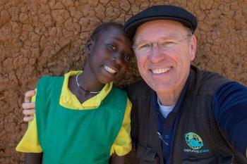 Sarah Wambrni Wamalwa, a sickle cell anemia survivor, thanks to Madeline School.