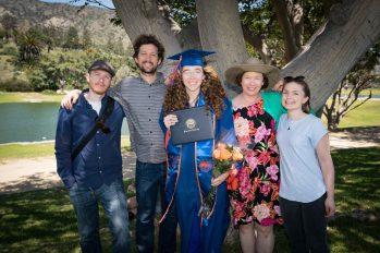 Carissa's graduation -31