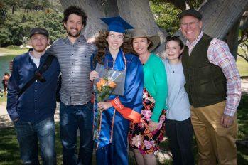 Carissa's graduation -32
