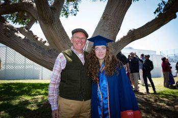 Carissa's graduation -33