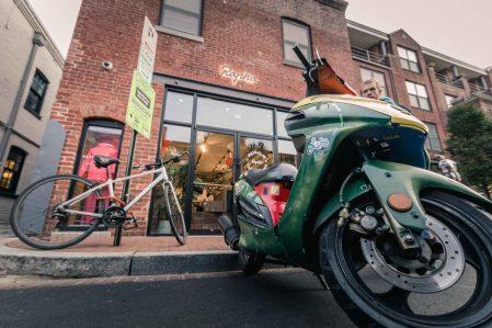 Georgetown Rapha store