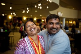 From my time at CAFO 2017 with Alex Sam and Sunita