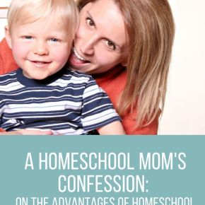 A Homeschool Mom's Confession on the Downsides (& Upsides) of Homeschool