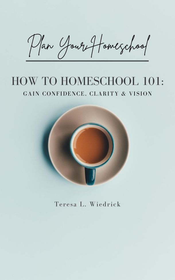 How to Homeschool 101 course