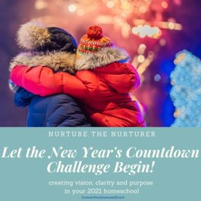 Join the 5 Day 2021 Homeschool Vision Challenge