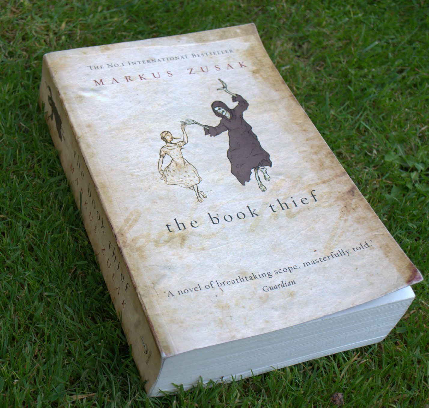 Book Review The Book Thief Justabookishbeing