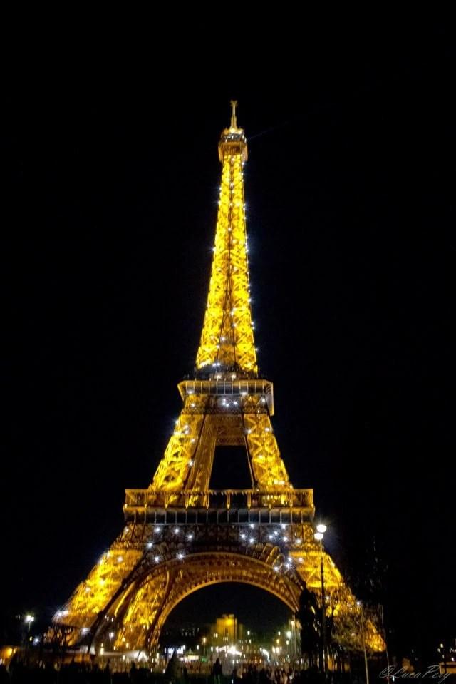 Torre Eiffe Parigi